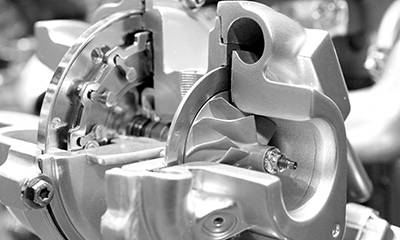 Machine Tool Components Key Industry